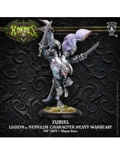 Legion Nephilim Character Zuriel inc resin