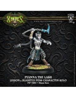 Legion Solo Fyanna the Lash