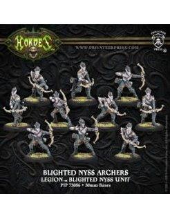 Legion Blighted Archers OR Swordsmen (1 x 10) plastic