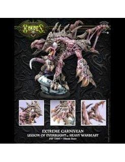 Legion ' Extreme ' Carnivean inc resin