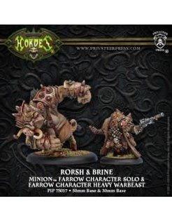 Minion Lesser Warlock Rorsh & Brine (2)