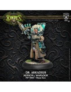 Minion Warlock Dr. Arkadius
