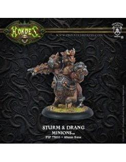 Minion Warlock Sturm & Drang (1)