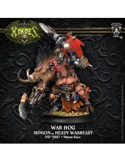 Minion Farrow War Hog inc resin