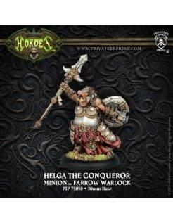 Minion Warlock Helga the Conquerer