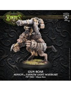 Minion Gun Boar PLASTIC