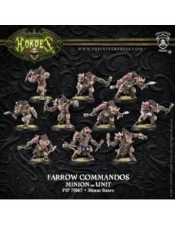 Minion Farrow Brigands OR Commandos (10) PLASTIC