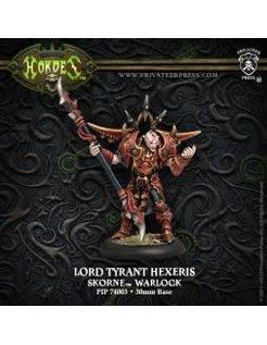 Skorne Tyrant Lord Hexeris