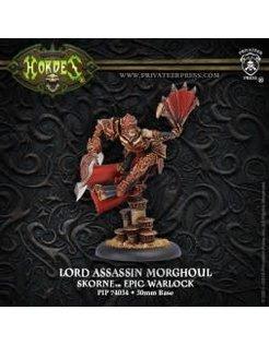 Skorne Epic Lord Assassin Morghoul