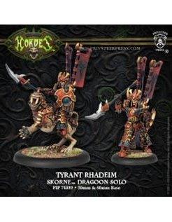 Skorne Tyrant Rhadeim