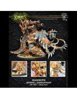 Skorne Gargantuan Mammoth & RESIN