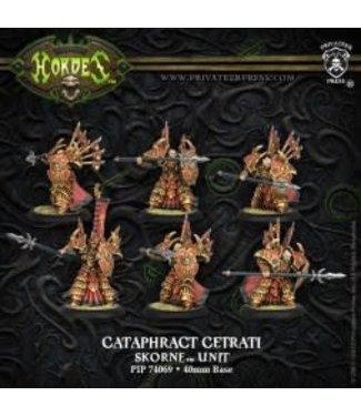 Skorne Cataphract Cetrati (6)