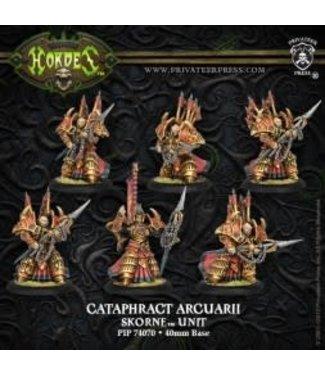 Skorne Cataphract Arcuari (6)