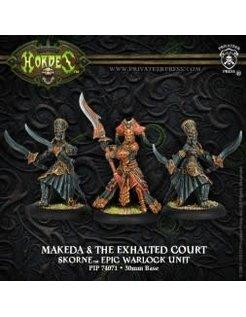Skorne Epic Makeda & Exalted Court (3)
