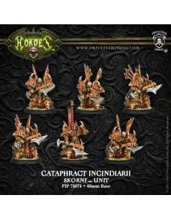 Skorne Cataphract Incindiarii (6) PLASTIC