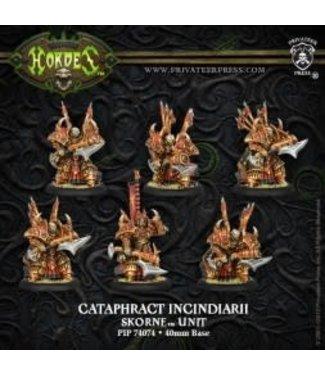 Skorne Cataphract Incindiarii (6) PLASTIC
