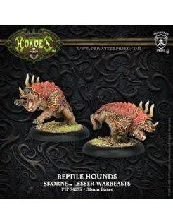 Skorne Reptile Hounds (2)