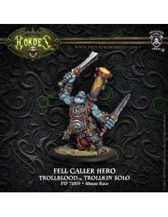 Trollblood Fell Caller Hero
