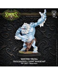 Trollblood Winter Troll