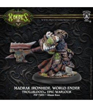 Trollblood Epic Madrak Ironhide