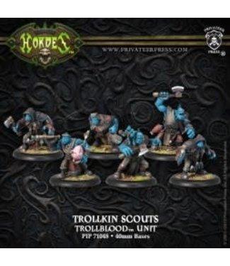 Trollblood Trollkin Scouts (6)