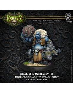 Trollblood Skaldi Bonehammer