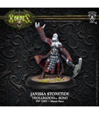 Trollblood Solo Janissa Stonetide