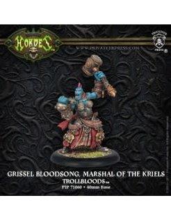 Trollblood Epic Grissel Bloodsong Marshal of Kriels