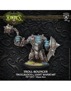 Trollblood Troll Bouncer PLASTIC