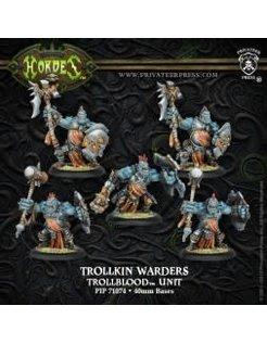 Trollblood Warders (5) PLASTIV