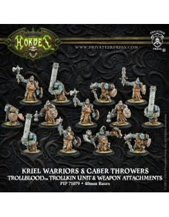 Trollblood Kriel Warriors (13) PLASTIC