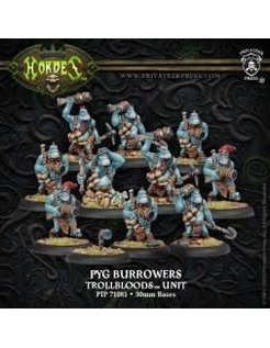 Trollblood Pyg Burrowers (10) REPACK
