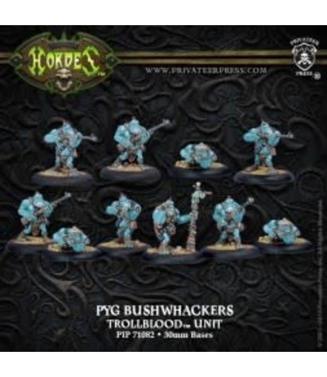 Trollblood Pyg Bushwackers (10) REPACK