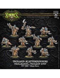Trollblood Scattergunners (10) REPACK