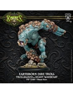 Trollblood Dire Troll Earthborn PLASTIC