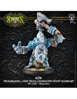 Trollblood ROK resculpt inc resin