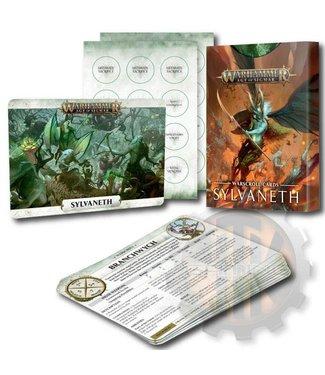 Age Of Sigmar Warscroll Cards: Sylvaneth
