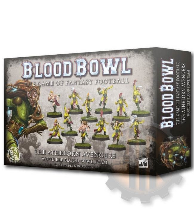 Blood Bowl Blood Bowl: The Athelorn Avengers