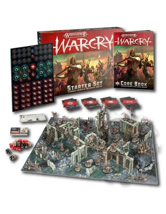 Warcry Age Of Sigmar: Warcry