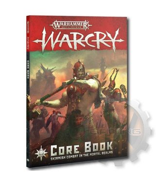 Warcry Age Of Sigmar: Warcry Core Book