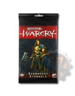 Stormcast Eternals Warcry Rules Cards