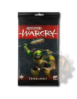 Ironjaws Warcry Rules Cards