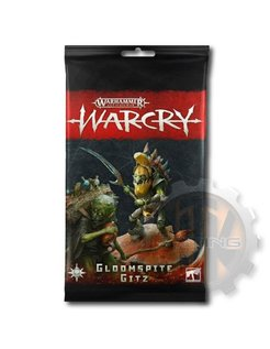 Gloomspite Warcry Rules Cards