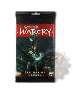 legion of Nagash Warcry Rules Cards