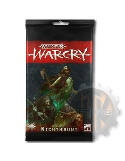 Nighthaunt Warcry Rules Cards