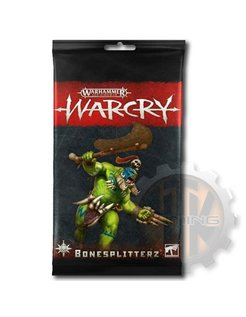Bonesplitterz Warcry Rules Cards