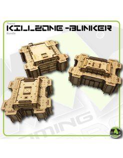 Killzone - Bunker defence line