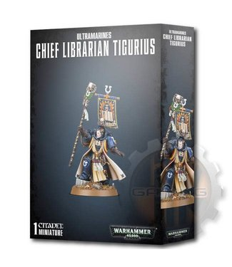 Warhammer 40000 Ultramarines Chief Librarian Tigurius