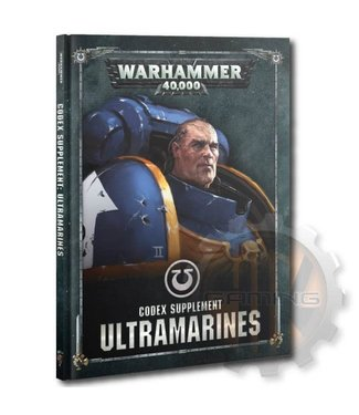 Warhammer 40000 Codex: Ultramarines (Hb)