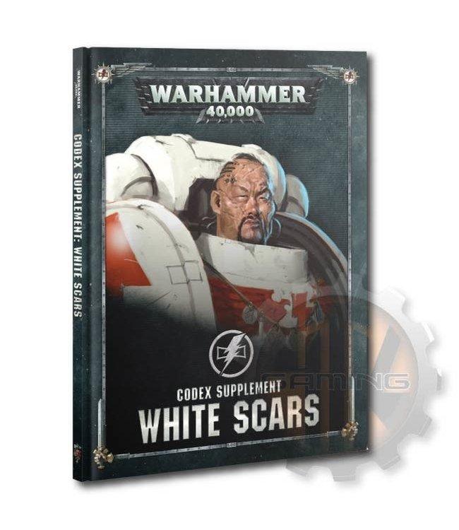 Warhammer 40000 Codex: White Scars (Hb)